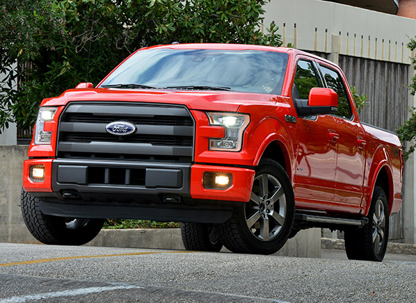 When Ford Revealed The  With Its All Aluminum Body The Big Question Was Would The Lighter Truck Really Save Much Gas