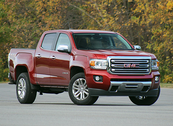 Chevrolet Colorado Gmc Canyon Provide Viable Alternatives To Full Sized Trucks
