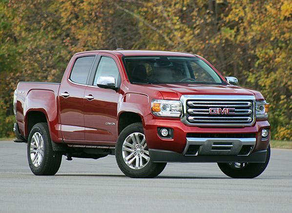 Chevrolet Colorado Gmc Canyon Provide Viable Alternatives To Full Sized Trucks