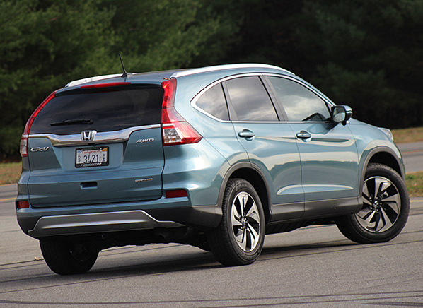 2015 Honda CR-V gets a dramatic makeover - Consumer Reports