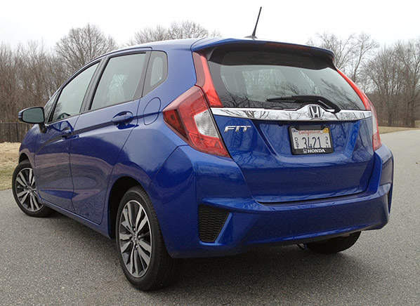 Honda Claims That The New Fit Scores A Good In The Difficult Insurance  Institute For Highway Safety Small Offset Crash Testu2014that Would Be A Big  Improvement ...