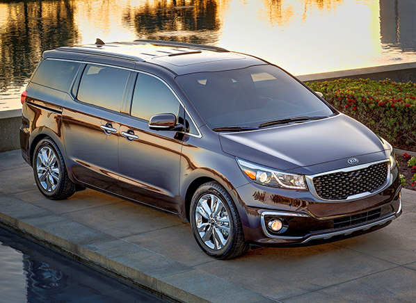 2015 Kia Sedona New York Auto Show Consumer Reports News