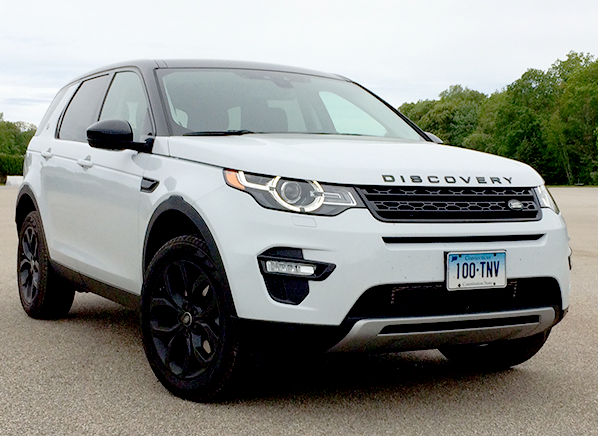 Land Rover Discovery Sport First Drive  Consumer Reports