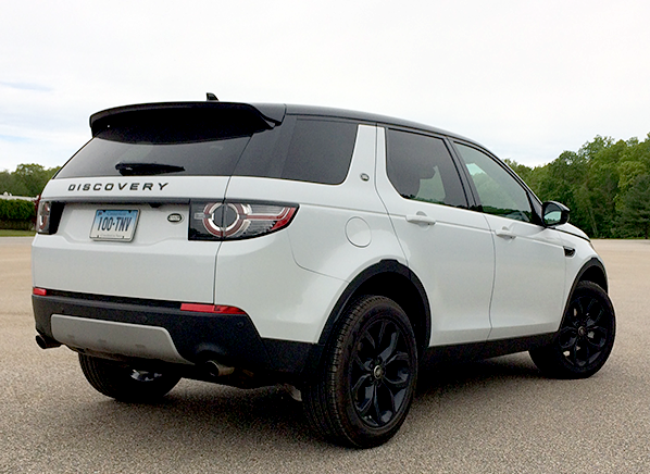 land rover discovery sport first drive consumer reports. Black Bedroom Furniture Sets. Home Design Ideas