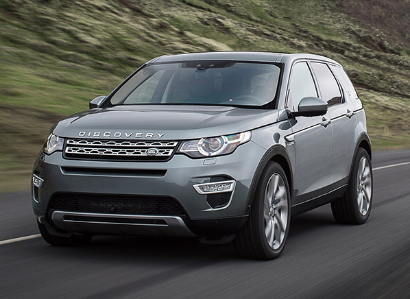 2015 Land Rover Discovery Sport First Look - Consumer Reports News