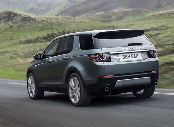 2015 Land Rover Discovery Sport First Look Consumer Reports News
