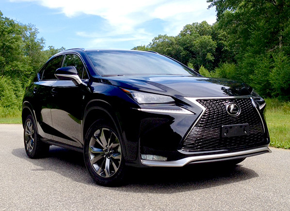 6 cool things about the all-new lexus nx - consumer reports news