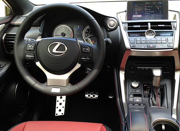6 Cool Things About The All New Lexus Nx Consumer