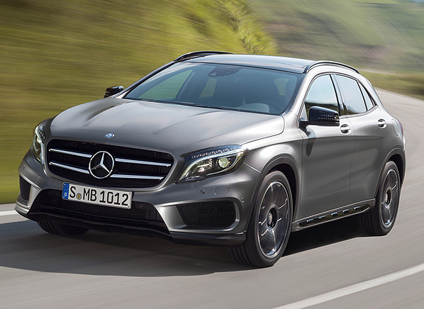 2015 Mercedes-Benz GLA-Class | Small Luxury SUVs - Consumer Reports News