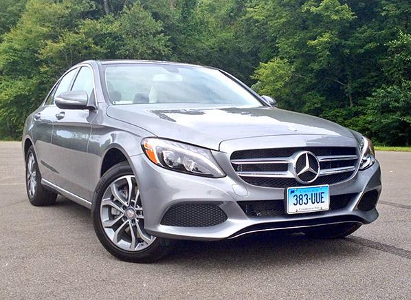 Mercedes mature