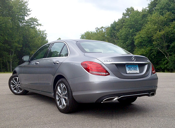 All new 2015 mercedes benz c class looks to be a luxurious for Mercedes benz c300 consumer reports