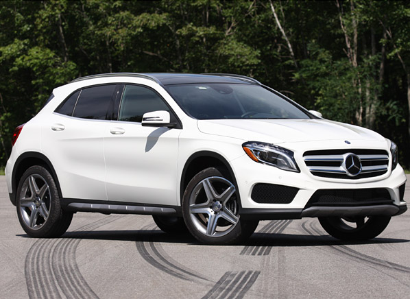 mercedes benz gla joins the small suv fray consumer