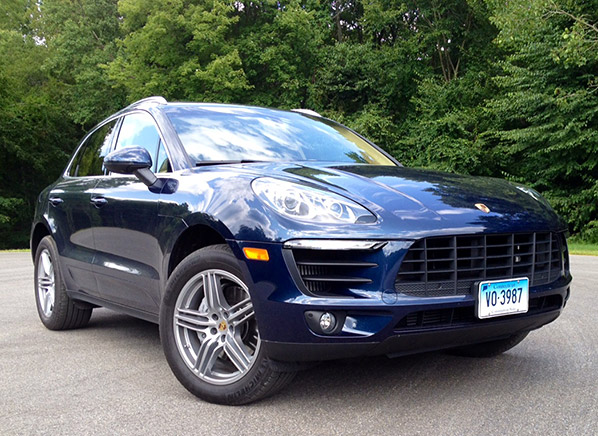 Porsche Macan SUV Proves Agile, Quick, and Lustworthy - Consumer Reports News