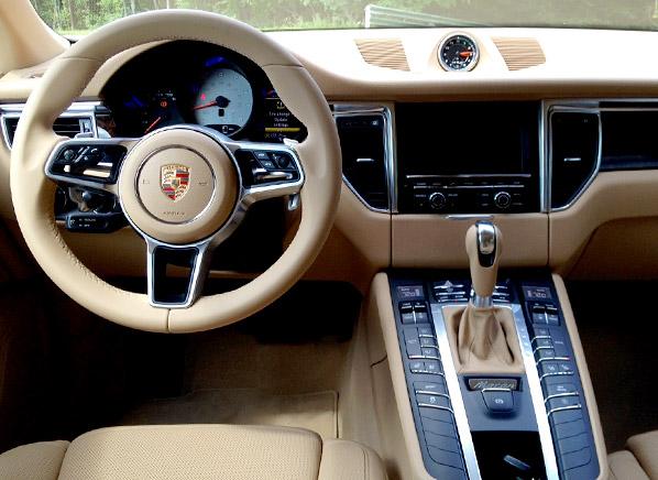 Porsche Macan SUV Proves Agile Quick and Lustworthy  Consumer