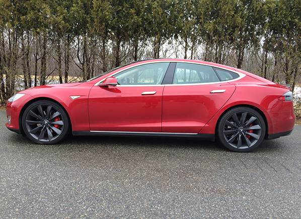 Mean, Green Tesla Model S P85D Gets Up to Speed - Consumer Reports