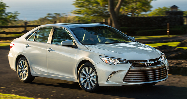 The Toyota Camry sedan is a good choice to get to 200,000 miles.
