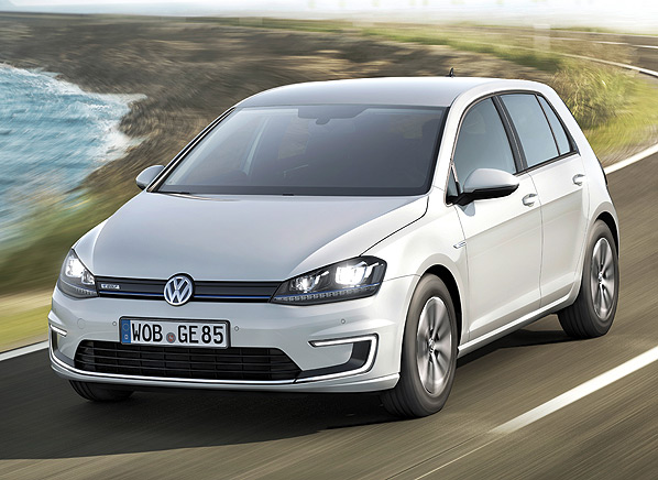 For 2017 Volkswagen Will Offer An Electric Version Of Its Coming Redesigned Golf Propelled By A 115 Hp Motor And 24 2 Kwh Battery Pack