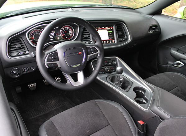 First Drive Freshened 2015 Dodge Challenger Is A Mean