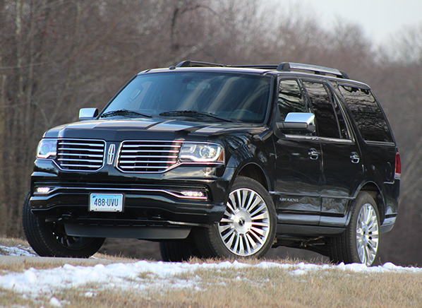 Freshened Lincoln Navigator Shows Its Truck Roots Consumer Reports