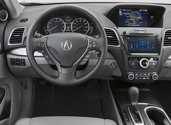 Updated 2016 Acura RDX Yields Mixed Results - Consumer Reports