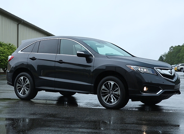 Updated Acura RDX Yields Mixed Results Consumer Reports - Acura rdx tires