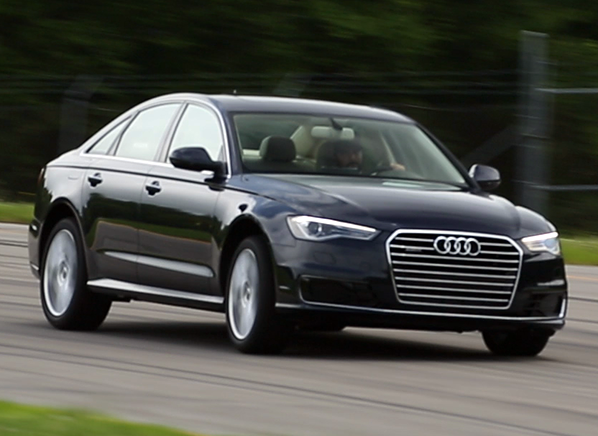 2016 audi a6 first drive review consumer reports. Black Bedroom Furniture Sets. Home Design Ideas