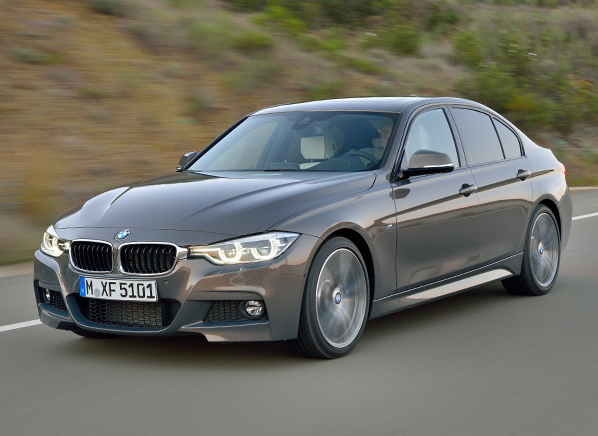 2016 bmw 3 series receives key updates consumer reports. Black Bedroom Furniture Sets. Home Design Ideas