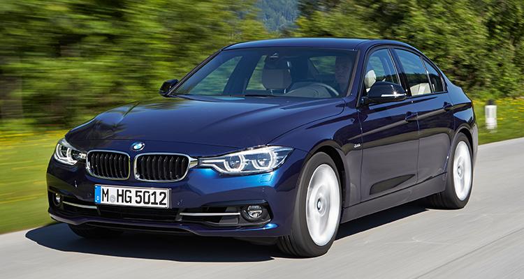 Luxury Compact car BMW 328i