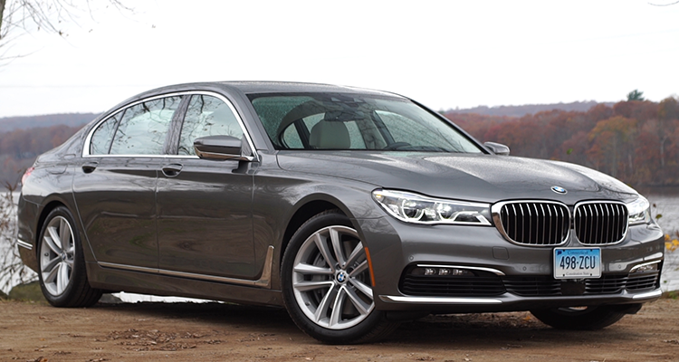 Perfect Flying First Class In AllNew 2016 BMW 7 Series  Consumer