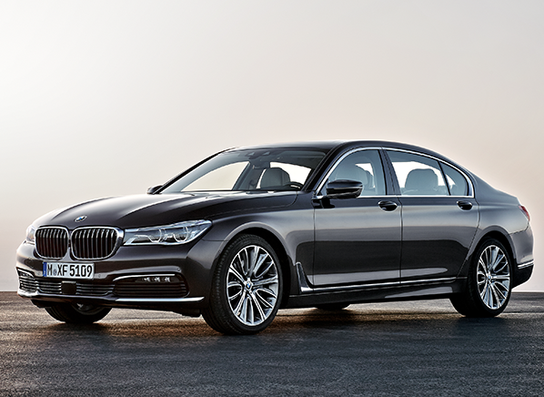 2016 BMW 7 Series Is A Technological Tour De Force
