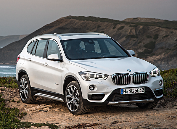 2017 BMW X1 Full Specifications & Price