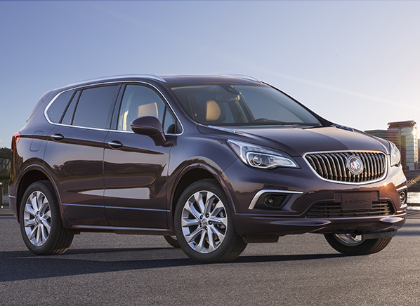 new car 2016 suv2016 Buick Envision Fills Gap in Brands SUV Lineup  Consumer Reports