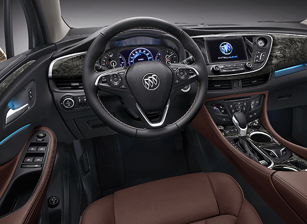 2016 buick envision fills gap in brand s suv lineup consumer reports. Black Bedroom Furniture Sets. Home Design Ideas
