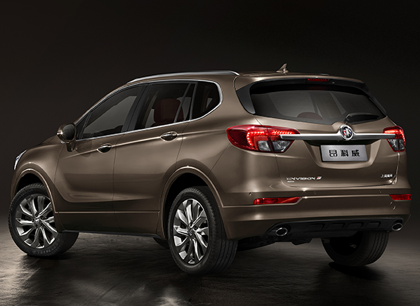 2016 Buick Envision Fills Gap In Brand S Suv Lineup