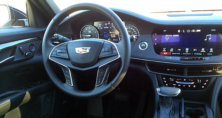 Cadillac Ct6 Challenges European Flagship Sedans
