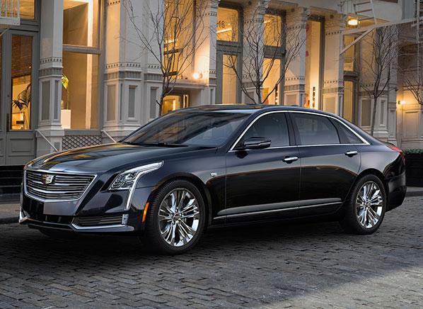2016 Cadillac CT6 | New York Auto Show - Consumer Reports