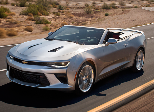 2016 Chevrolet Camaro Transforms the Popular Modern Muscle Car