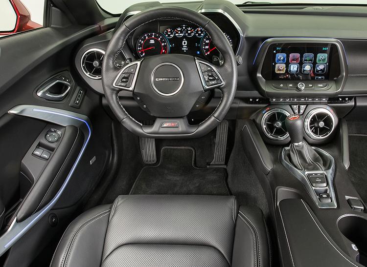 2016 Chevrolet Camaro SS Proves a Dynamic Delight ...