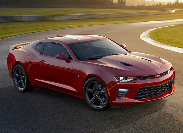 Chevrolet Camaro Transforms The Popular Modern Muscle Car