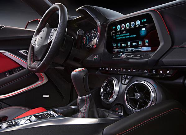 Chevrolet Camaro Transforms The Popular Modern Muscle Car