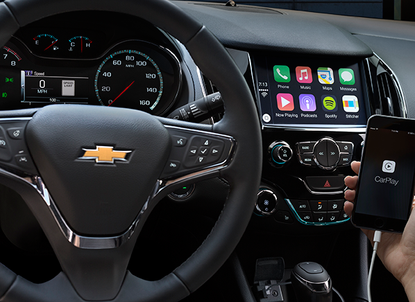 2016 Chevrolet Cruze Photo Roche