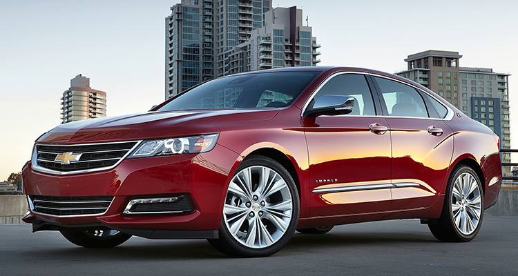 The Chevrolet Impala Is One Of American Cars That Made Consumer Reports List Top