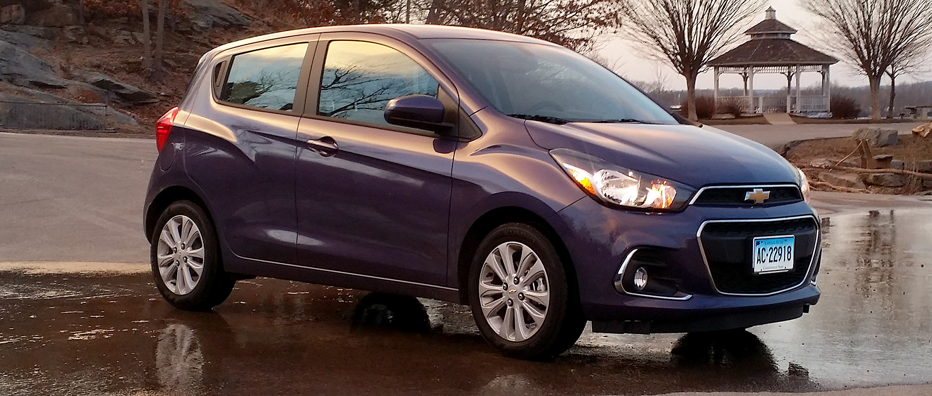 2016 Chevrolet Spark Grows Up And Gains Manners