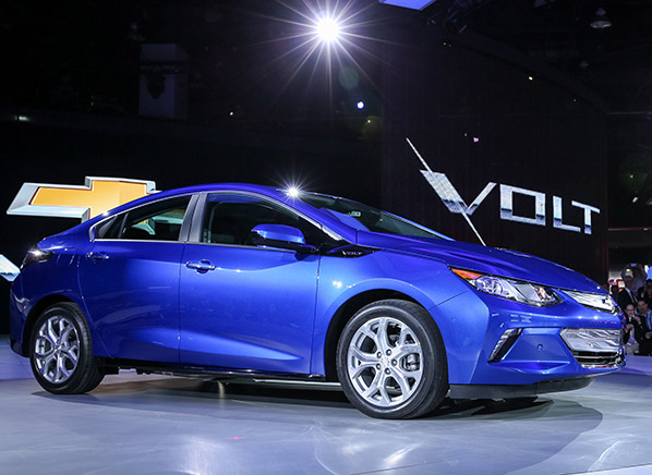 Big Strides in 2016 Chevrolet Volt Arent Electric Breakthroughs