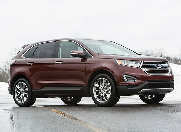 redesigned 2015 ford edge review - consumer reports video