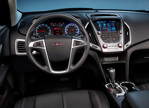 2016 Gmc Terrain Suv Gets A Facelift Adds Safety Gear