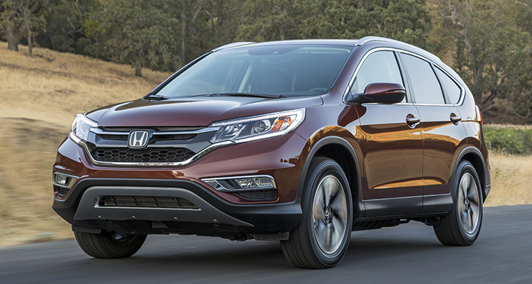 The Honda CR-V SUV is a good choice to get to 200,000 miles.