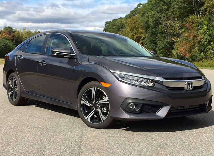 2016 honda civic proves more upscale and refined for How much to lease a honda civic