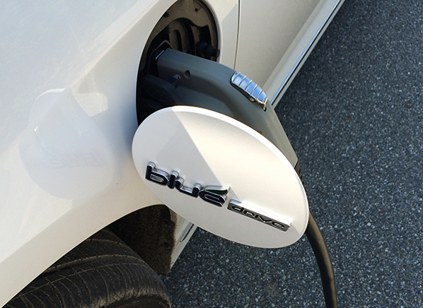 The Hyundai Sonata Plug In Recharges Less Than 3 Hours With A Level 2 Connection