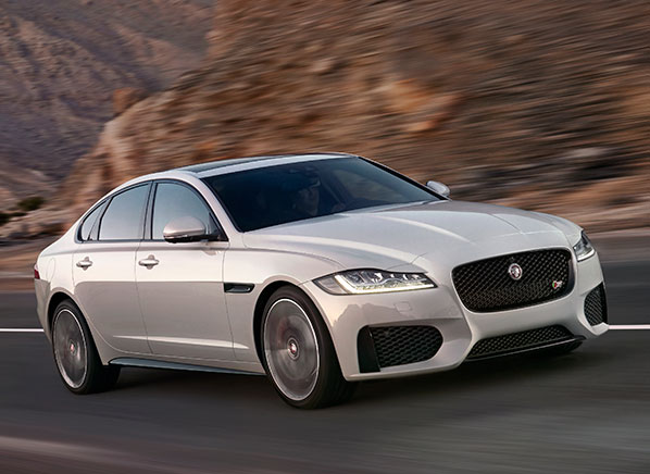 Jaguar XF New York Auto Show Consumer Reports - Sporty new cars 2016